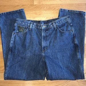 Cinch Green Label Original Fit Stonewash Jean's